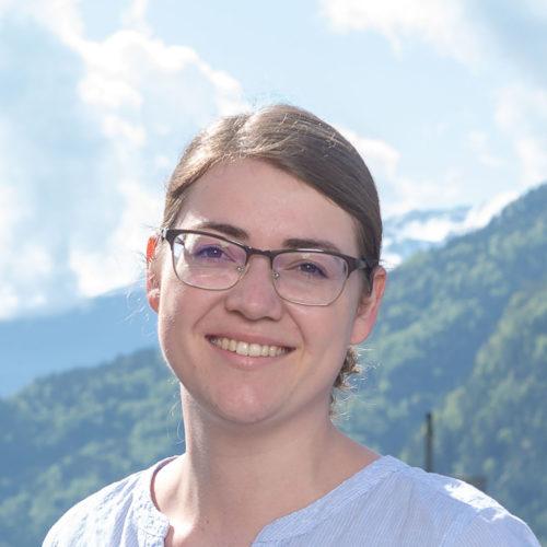 Manuela Meusburger, BA