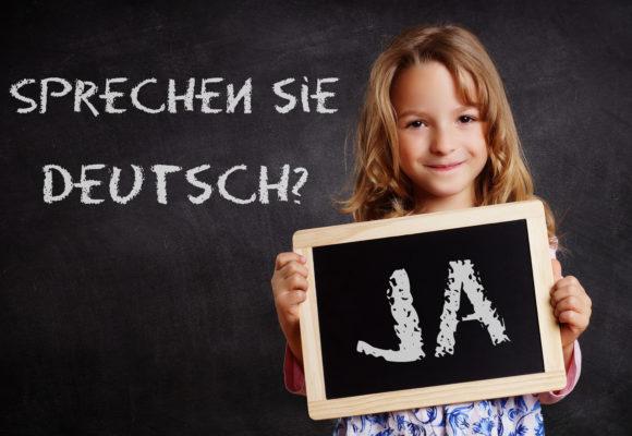 Deutschkurse mit Kinderbetreuung