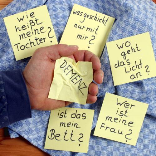 """""""Ich mag Sie, Frau Doktor"""" Leben mit Demenz – 19.09.2019"""