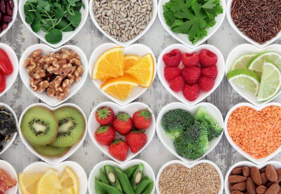 Ernährung die uns Gesund macht und gesund erhält – 09.04.2019